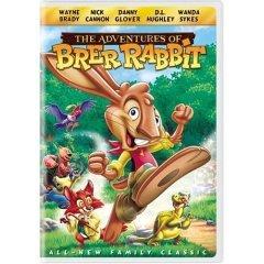 Adventures of Brer Rabbit - NEW DVD FACTORY SEALED