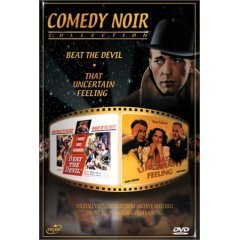 Comedy Noir - Beat the Devil - That Uncertain Feeling - NEW DVD FACTORY SEALED