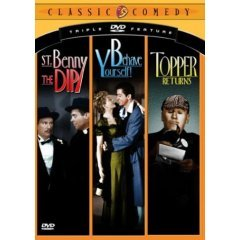 Classic Comedy Triple Feature - NEW DVD FACTORY SEALED