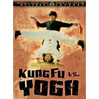 Kung Fu vs. Yoga - NEW DVD FACTORY SEALED