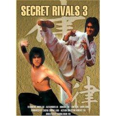 Secret Rivals 3 - NEW DVD FACTORY SEALED