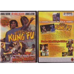 Writing Kung Fu/Bolo - The Ninja Killer - NEW DVD FACTORY SEALED