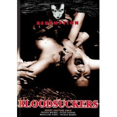 Bloodsuckers - NEW DVD FACTORY SEALED