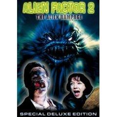 Alien Factor 2 (New DVD)