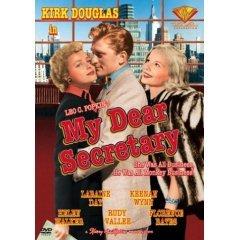 My Dear Secretary - NEW DVD FACTORY SEALED