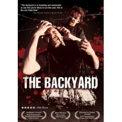 The Backyard - NEW DVD FACTORY SEALED
