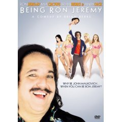 Being Ron Jeremy - NEW DVD FACTORY SEALED