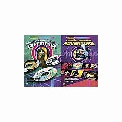 Computer Animation Adventure & Experience 2 DVDs - NEW DVD FACTORY SEALED