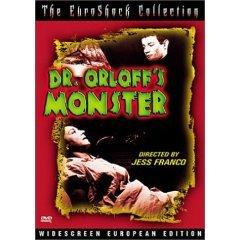 Dr. Orloff's Monster - NEW DVD FACTORY SEALED