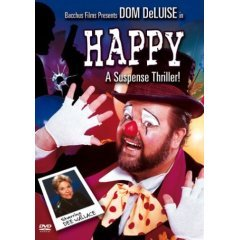 Happy - Dom DeLuise (New DVD Full Screen)
