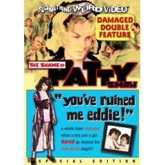 The Shame of Patty Smith - You've Ruined Me Eddie - NEW DVD FACTORY SELAED