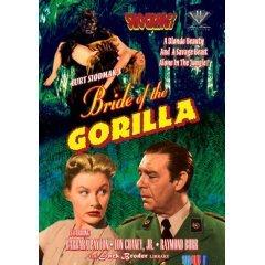 Bride of the Gorilla (New DVD)