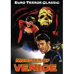 Monster of Venice - NEW DVD FACTORY SEALED