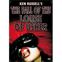Fall of the Louse of Usher - NEW DVD FACTORY SEALED