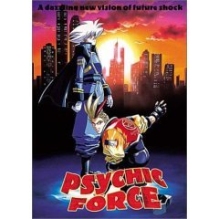 Psychic Force - NEW DVD FACTORY SEALED