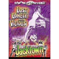 Lost Lonely and Vicious - Jacktown - NEW DVD FACTORY SEALED