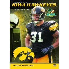 Iowa Hawkeyes 2004 Football Instant Replay - NEW DVD FACTORY SEALED