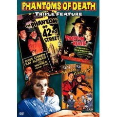 Phantoms of Death Triple Feature - NEW DVD FACTORY SEALED