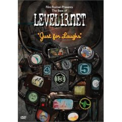 Level13.net Just For Laughs - NEW DVD FACTORY SEALED
