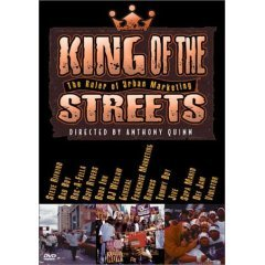 King of the Streets Ruler of Urban Marketing - NEW DVD FACTORY SEALED
