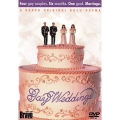 Gay Weddings Season 1 (NEW DVD FACTORY SEALED)