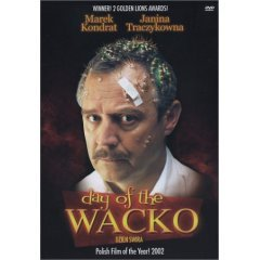 Day of the Wacko - NEW DVD FACTORY SEALED