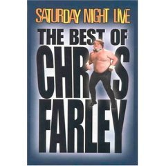 Saturday Night Live Best of Chris Farley - NEW DVD FACTORY SEALED