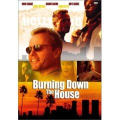 Burning Down The House (New DVD)
