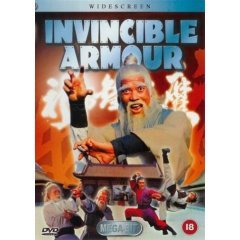 Invincible Armour - NEW DVD FACTORY SEALED
