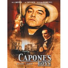 Capone's Boys - NEW DVD FACTORY SEALED