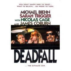 Deadfall - NEW DVD FACTORY SEALED