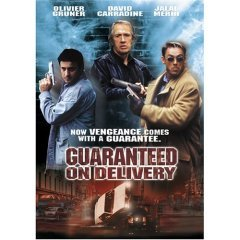Guaranteed On Delivery - NEW DVD FACTORY SEALED