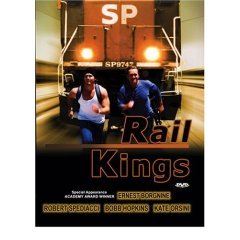 Rail Kings - NEW DVD FACTORY SEALED