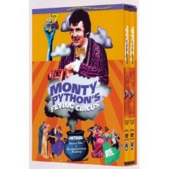 Monty Python's Flying Circus - Season 4 Set 7 (Episodes 40-45)  - NEW DVD
