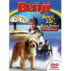 Benji, Zax and the Alien Prince (Complete Series Episodes 1-13)  New DVD BOX SET