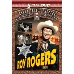 Roy Rogers Happy Trails Theatre Collection - NEW DVD BOX SET FACTORY SEALED