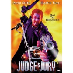 Judge and Jury - NEW DVD FACTORY SEALED
