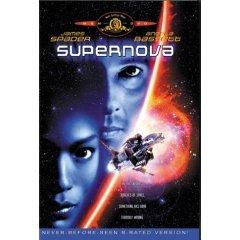 Supernova - NEW DVD FACTORY SEALED
