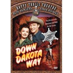 Down Dakota Way - NEW DVD FACTORY SEALED