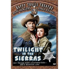 Twilight in the Sierras - NEW DVD FACTORY SEALED