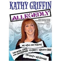 Kathy Griffin  Allegedly - NEW DVD FACTORY SEALED