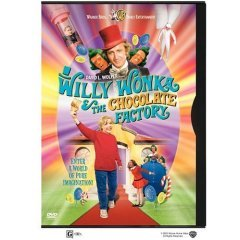 Willy Wonka and the Chocolate Factory  - NEW DVD FACTORY SEALED