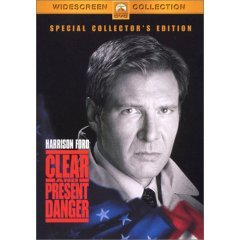Clear and Present Danger - NEW DVD FACTORY SEALED