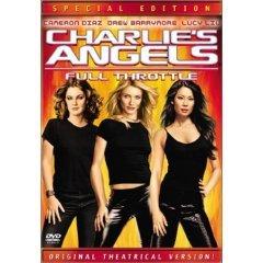Charlie's Angels Full Throttle - NEW DVD FACTORY SEALED