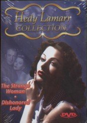 Hedy Lamarr - Dishonored Lady / Strange Woman