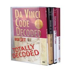 Da Vinci Code Decoded Box Set Totally Decoded - NEW DVD BOX SET