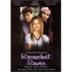 Ricochet River - NEW DVD FACTORY SEALED