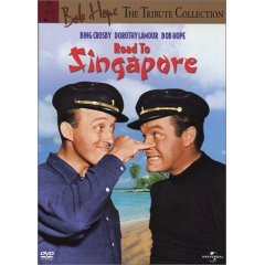 Road to Singapore - NEW DVD FACTORY SEALED