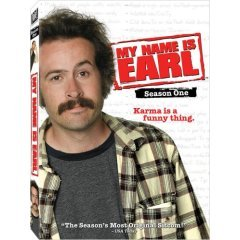 My Name Is Earl - The Complete First Season - NEW DVD BOX SET FACTORY SEALED
