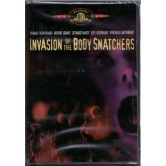 Invasion of the Body Snatchers - NEW DVD FACTORY SEALED